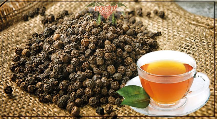 Karabiber Çayı Nasıl Yapılır ?  Karabiber Çayı Zayıflatır mı ?